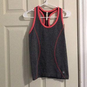 Ebb & flow active wear tank top